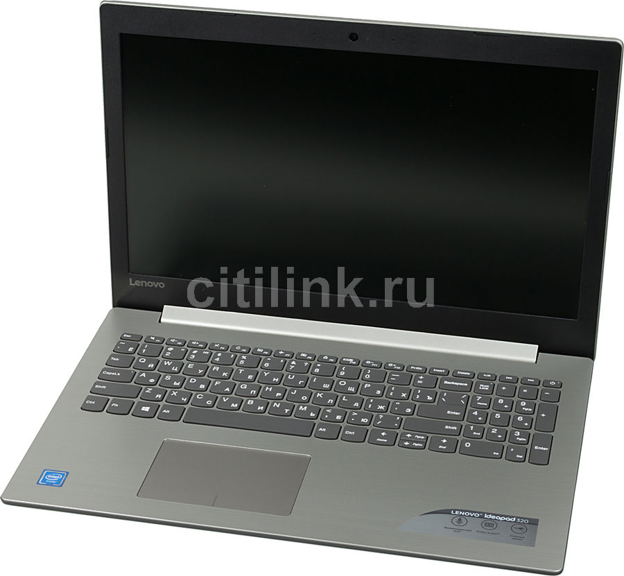 Ноутбук LENOVO IdeaPad 320-15IAP, 15.6, Intel Celeron N3350 1.1ГГц, 4Гб, 500Гб, Intel HD Graphics 500, Windows 10, 80XR001BRK, серый ноутбук asus x553sa xx137d 15 6 intel celeron n3050 1 6ghz 2gb 500tb hdd 90nb0ac1 m05820