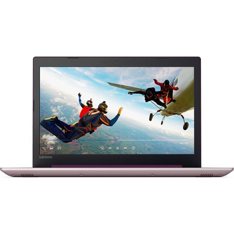 Ноутбук LENOVO IdeaPad 320-15IKB, 15.6, Intel Core i5 7200U 2.5ГГц, 4Гб, 1000Гб, nVidia GeForce 940MX - 2048 Мб, DVD-RW, Windows 10, 80XL0053RK, фиолетовый ноутбук lenovo ideapad 320 15ikb 15 6 intel core i3 7100u 2 4ггц 4гб 1000гб nvidia geforce 940mx 2048 мб windows 10 серый [80xl01gfrk]