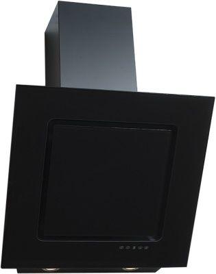 Вытяжка каминная Elikor Оникс 60П-1000-Е4Д черный управление: сенсорное (1 мотор)