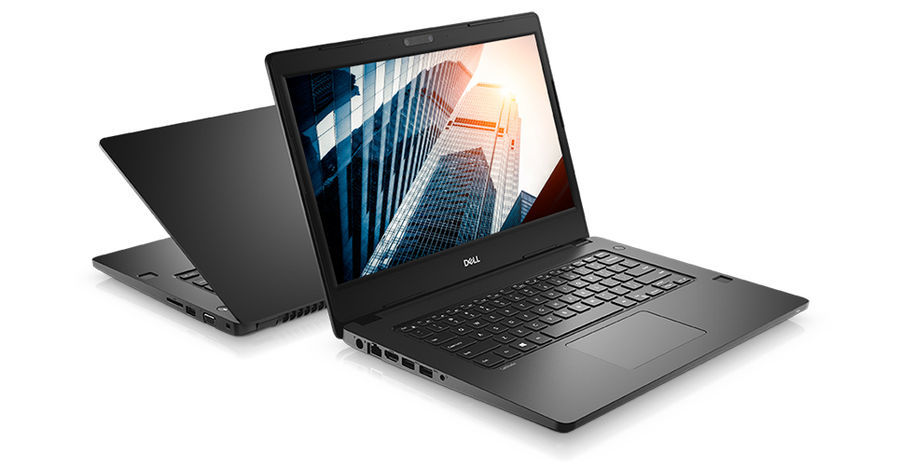 "Ноутбук DELL Latitude 3480, 14"", Intel  Core i5  6200U 2.3ГГц, 4Гб, 1000Гб, Intel HD Graphics  520, Free DOS, 3480-7768,  черный"