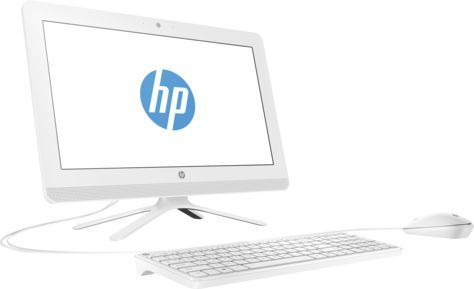 Моноблок HP 22-b062ur, AMD A6 7310, 4Гб, 1000Гб, AMD Radeon R4, DVD-RW, Windows 10, белый [x1a77ea]