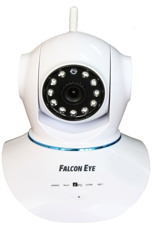 Видеокамера IP FALCON EYE FE-MTR1000, 3.6 мм, белый falcon eye fe nr 2104 ip видеорегистратор black
