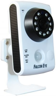 Видеокамера IP FALCON EYE FE-ITR1000, 2.8 мм, белый falcon eye fe nr 2104 ip видеорегистратор black