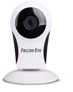 Видеокамера IP FALCON EYE FE-ITR2000, 1.29 мм, белый falcon eye fe nr 2104 ip видеорегистратор black