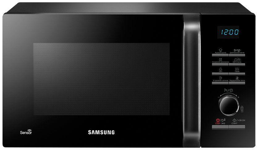 Микроволновая Печь Samsung MG23H3115QK 23л. 800Вт черный
