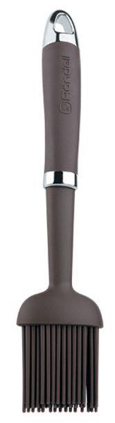 Кисть кулинарная Rondell Mocco&Latte 606 коричневый/серебристый (0606-RD-01)