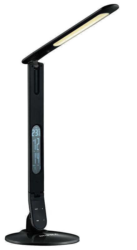Светильник настольный SUPRA SL-TL506 на подставке,  10Вт,  черный [10924]