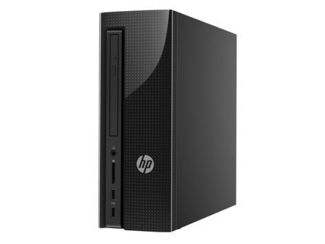 Компьютер HP 260-p138ur, Intel Core i5 6400T, DDR4 4Гб, 1000Гб, Intel HD Graphics 530, DVD-RW, Free DOS 2.0, черный [1ev03ea] ноутбук hp 15 bs027ur 1zj93ea core i3 6006u 4gb 500gb 15 6 dvd dos black