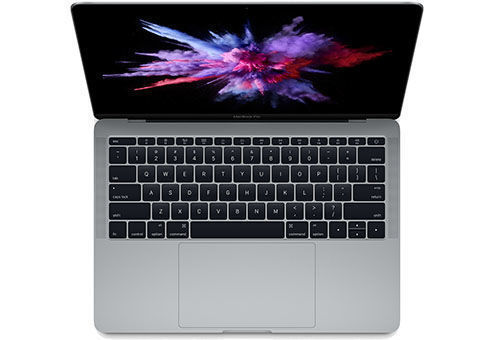 Ноутбук APPLE MacBook Pro MPXT2RU/A, 13.3, Intel Core i5 7360U 2.3ГГц, 8Гб, 256Гб SSD, Intel Iris Plus graphics 640, Mac OS Sierra, MPXT2RU/A, серый синий пояс ru belt 2 5 м