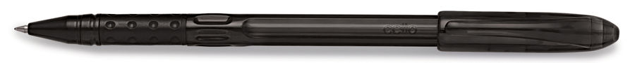 Ручка шариковая Cello GRIPPER BRIGHT 0.5мм черный коробка