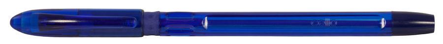 Ручка шариковая Cello GRIPPER BRIGHT 0.5мм резин. манжета синий коробка