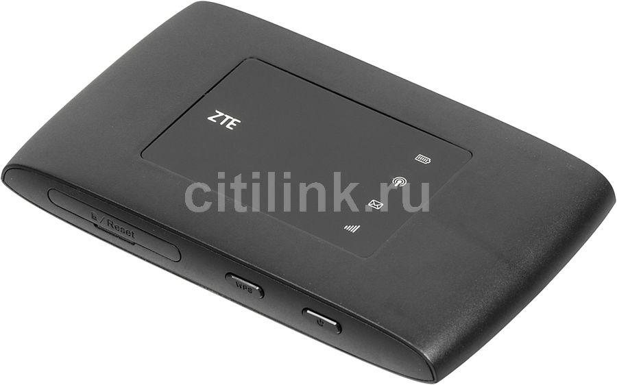 Модем ZTE MF920T1 2G/3G/4G, внешний, черный