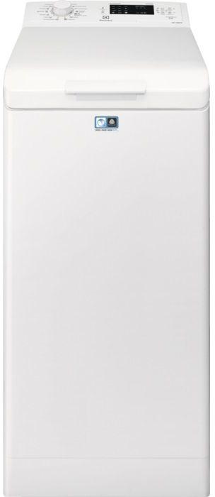 Стиральная машина ELECTROLUX EWT1262ISW, вертикальная загрузка,  белый