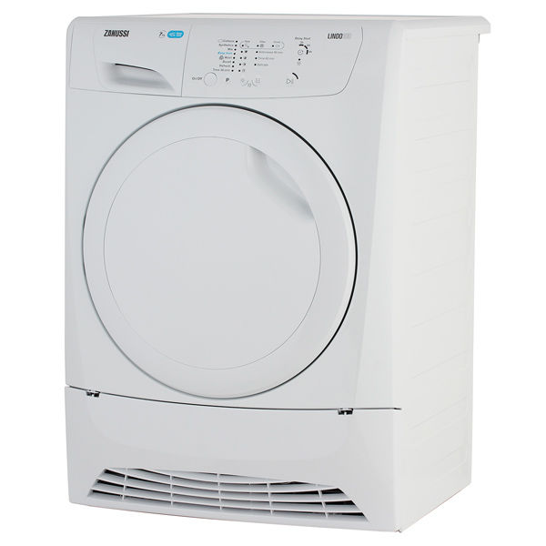 Сушильная машина ZANUSSI ZDP7202PZ белый