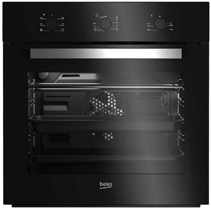 Духовой шкаф BEKO BIE21100B,  черный