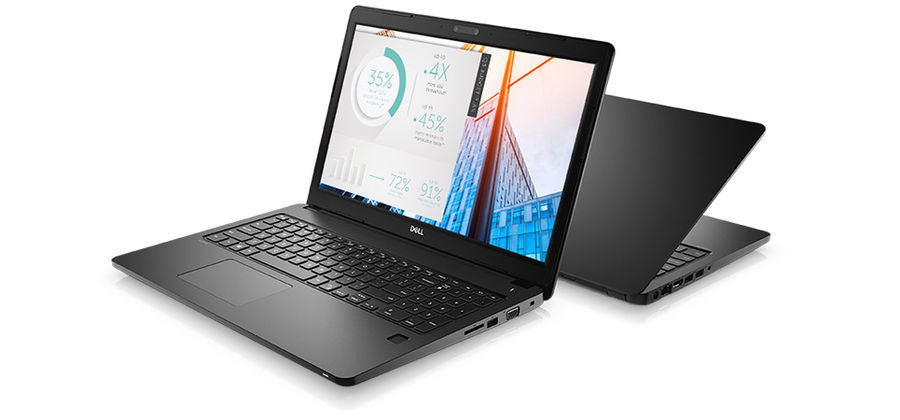 Ноутбук DELL Latitude 3580, 15.6, Intel Core i5 7200U 2.5ГГц, 8Гб, 1000Гб, AMD R5 M430x, Windows 10 Professional, черный [3580-7805]Ноутбуки<br>экран: 15.6;  разрешение экрана: 1920х1080; тип матрицы: IPS; процессор: Intel Core i5 7200U; частота: 2.5 ГГц (3.1 ГГц, в режиме Turbo); память: 8192 Мб, DDR4; HDD: 1000 Гб, 5400 об/мин; AMD R5 M430x; WiFi;  Bluetooth; HDMI; WEB-камера; Windows 10 Professional<br><br>Линейка: Latitude