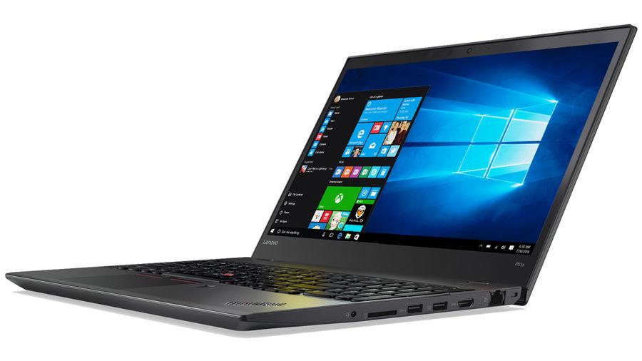 """Ноутбук LENOVO ThinkPad P51s, 15.6"""", Intel  Core i7  6500U 2.5ГГц, 8Гб, 256Гб SSD,  nVidia Quadro  M520M - 2048 Мб, Windows 7 Professional, 20JY0003RT,  черный"""