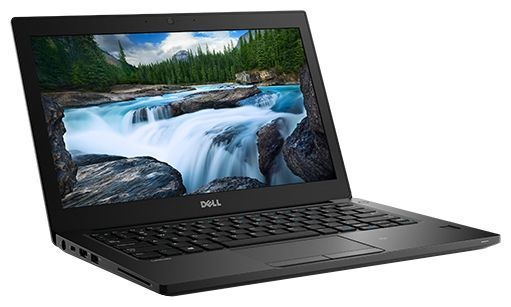 Ноутбук DELL Latitude 7280, 12.5, Intel Core i7 7600U 2.8ГГц, 16Гб, 512Гб SSD, Intel HD Graphics 620, Windows 10 Professional, черный [7280-8654]Ноутбуки<br>экран: 12.5; cенсорный экран; разрешение экрана: 1920х1080; тип матрицы: IPS; процессор: Intel Core i7 7600U; частота: 2.8 ГГц (3.9 ГГц, в режиме Turbo); память: 16384 Мб, DDR4; SSD: 512 Гб; Intel HD Graphics 620; WiFi;  Bluetooth; HDMI; WEB-камера; Windows 10 Professional<br><br>Линейка: Latitude