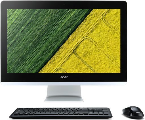 Моноблок ACER Aspire Z22-780, Intel Core i5 7400T, 8Гб, 1000Гб, Intel HD Graphics 630, DVD-RW, Windows 10, черный [dq.b82er.004] acer aspire vn7 592g 56g9 core i5 6300hq