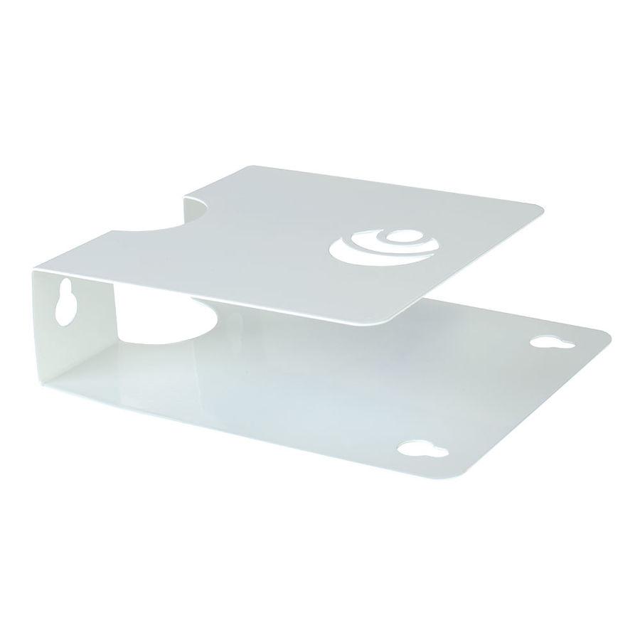 Кронштейн-подставка KROMAX S-MONO,   для DVD и AV систем,  8кг,  белый