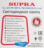 Лампа SUPRA SL-LED-PR-MR16, 7Вт, 550lm, 30000ч,  4000К, GU5.3,  3 шт. [10280] вид 5
