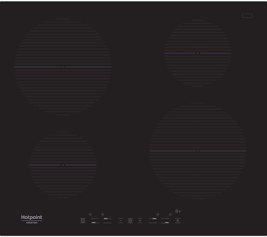 Индукционная варочная панель HOTPOINT-ARISTON IKIA 640 C,  индукционная,  независимая,  черный