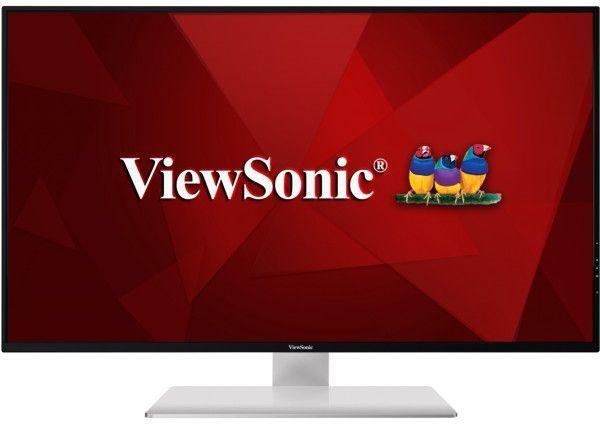"""Монитор VIEWSONIC VX4380-4K 43"""", черный [vs16845]"""