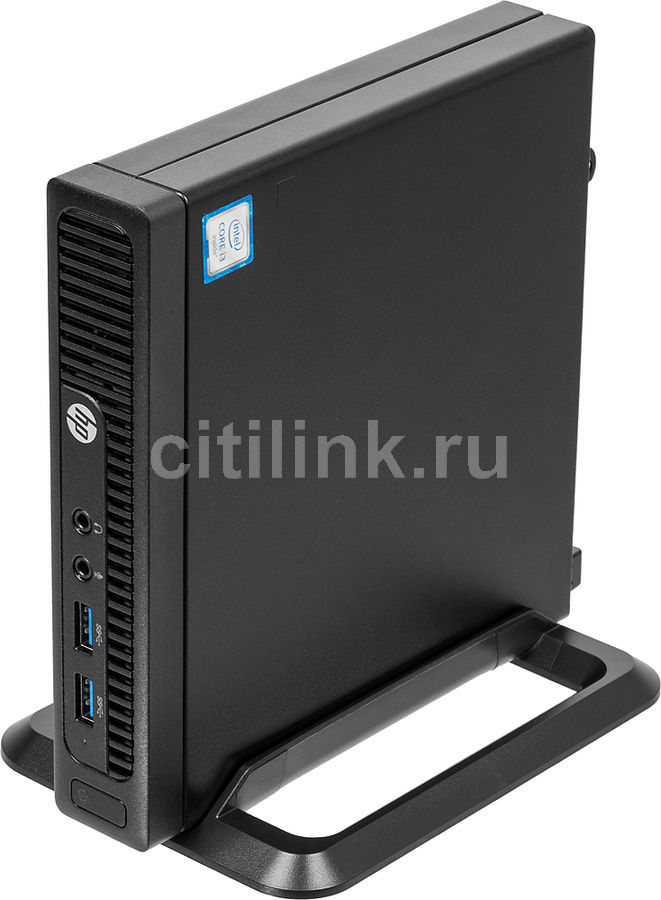 Компьютер HP 260 G2, Intel Core i3 6100U, DDR4 4Гб, 256Гб(SSD), Intel HD Graphics 520, Free DOS, черный [2tp61es] компьютер dell optiplex 5050 intel core i3 7100t ddr4 4гб 128гб ssd intel hd graphics 630 linux черный [5050 8208]