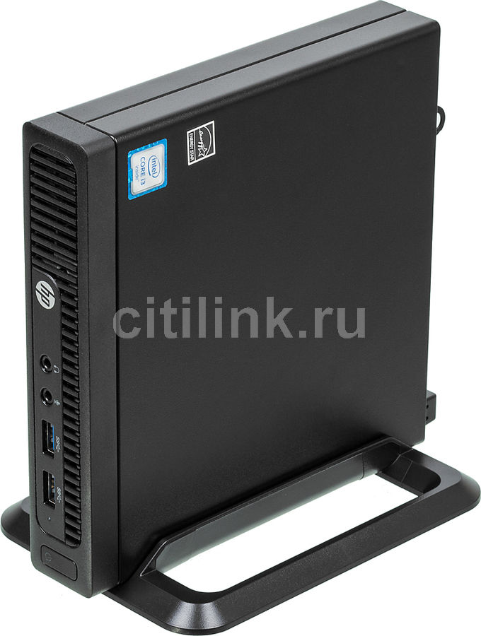 Компьютер HP 260 G2, Intel Core i3 6100U, DDR4 4Гб, 256Гб(SSD), Intel HD Graphics 520, Windows 10 Professional, черный [2tp60es] компьютер dell optiplex 5050 intel core i3 7100t ddr4 4гб 128гб ssd intel hd graphics 630 linux черный [5050 8208]