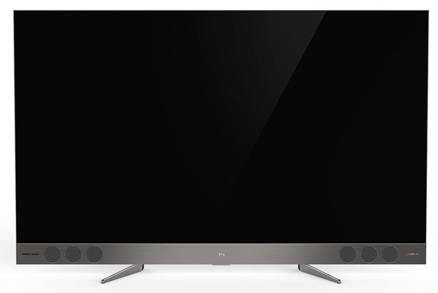"LED телевизор TCL L65X2US  ""R"", 65"", Ultra HD 4K (2160p),  черный"