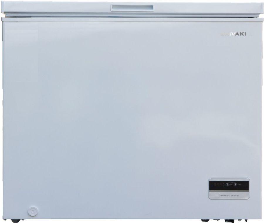 Морозильный ларь SHIVAKI CF-2501DW белый