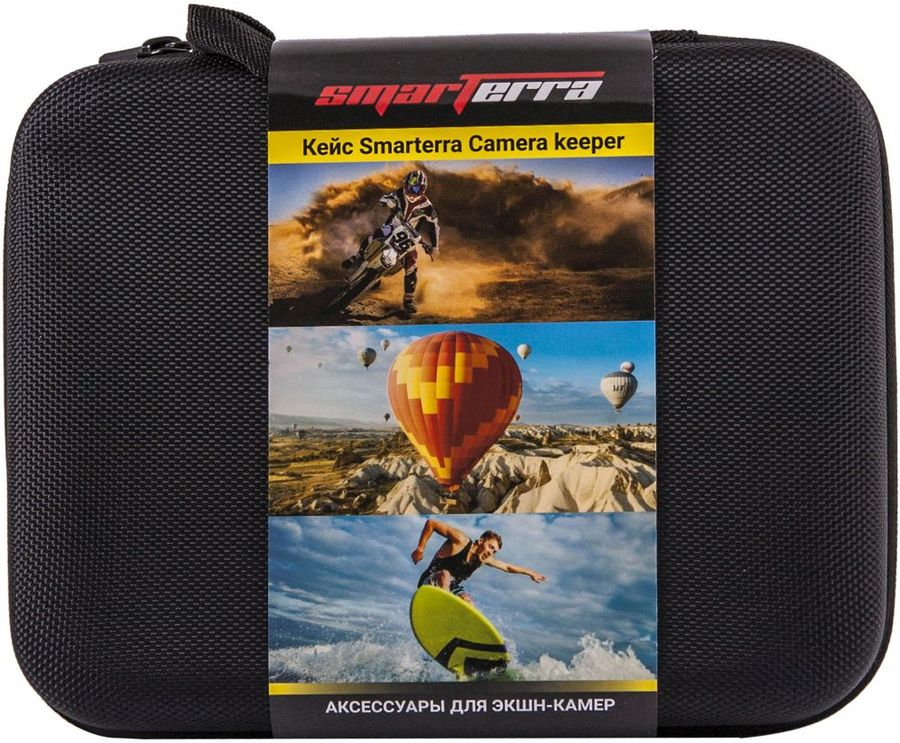 Кейс SMARTERRA Camera Keeper M-size, для экшн-камер [cc002b]
