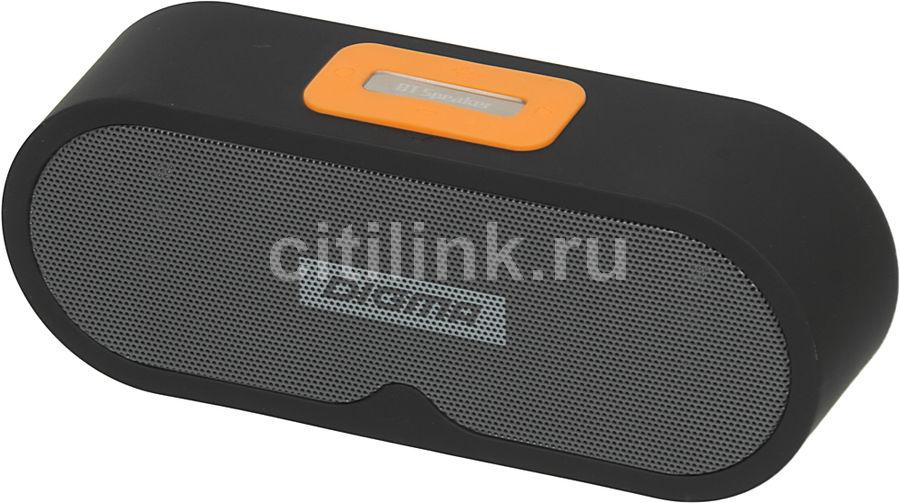 Портативная колонка DIGMA S-31,  6Вт, черный  [sp316b]
