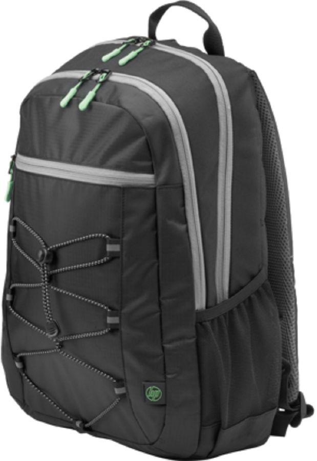"""Рюкзак 15.6"""" HP Active, черный [1lu22aa]"""