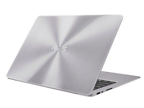 Ноутбук ASUS Zenbook UX330UA-FB149T, 13.3, Intel Core i5 7200U 2.5ГГц, 8Гб, 256Гб SSD, Intel HD Graphics 620, Windows 10, 90NB0CW1-M07210, серый asus asus zenbook ux303ub 13 3 4гб ssd wi fi bluetooth intel core i5