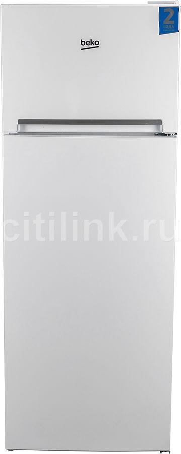 Холодильник BEKO RDSK240M00W,  двухкамерный, белый