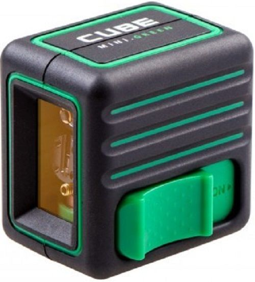 Лазерный нивелир ADA Cube MINI Green Home Edition [а00498] лазерный уровень ada cube 360 home edition