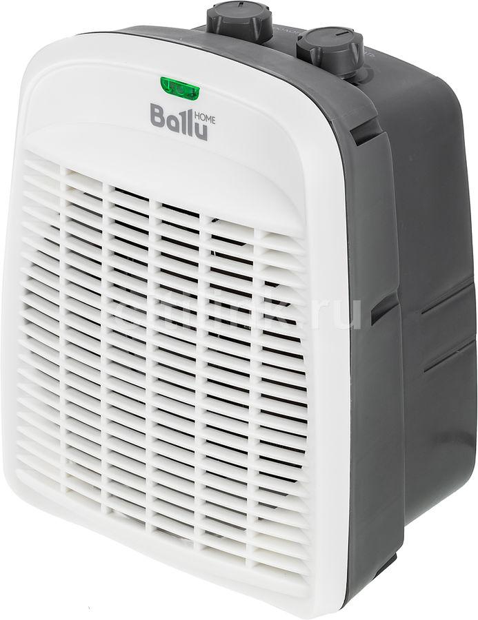 Тепловентилятор BALLU BFH/S-10,  2000Вт,  серый,  белый [нс-1100741]