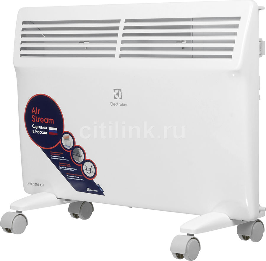 Конвектор ELECTROLUX ECH/AS-1500 MR,  1500Вт,  белый [нс-1120234]