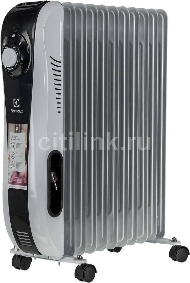 Масляный радиатор ELECTROLUX Sport line EOH/M-5221N, 2200Вт, белый [нс-1100933]