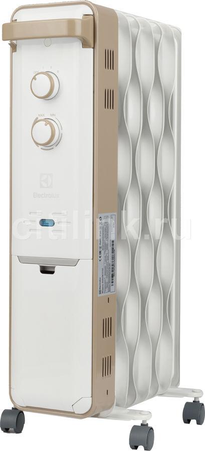 Масляный радиатор ELECTROLUX EOH/M-9157, 1500Вт, белый [нс-1100762]