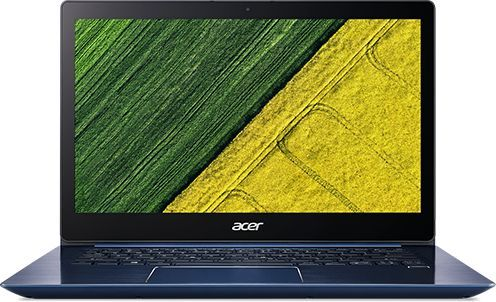Ультрабук ACER Swift 3 SF314-52G-8141, 14, Intel Core i7 8550U 1.8ГГц, 8Гб, 512Гб SSD, nVidia GeForce Mx150 - 2048 Мб, Windows 10, NX.GQWER.008, синийНоутбуки<br>экран: 14;  разрешение экрана: 1920х1080; тип матрицы: IPS; процессор: Intel Core i7 8550U; частота: 1.8 ГГц (4 ГГц, в режиме Turbo); память: 8192 Мб, LPDDR3; SSD: 512 Гб; nVidia GeForce Mx150 - 2048 Мб; WiFi;  Bluetooth; HDMI; WEB-камера; Windows 10<br><br>Линейка: Swift 3