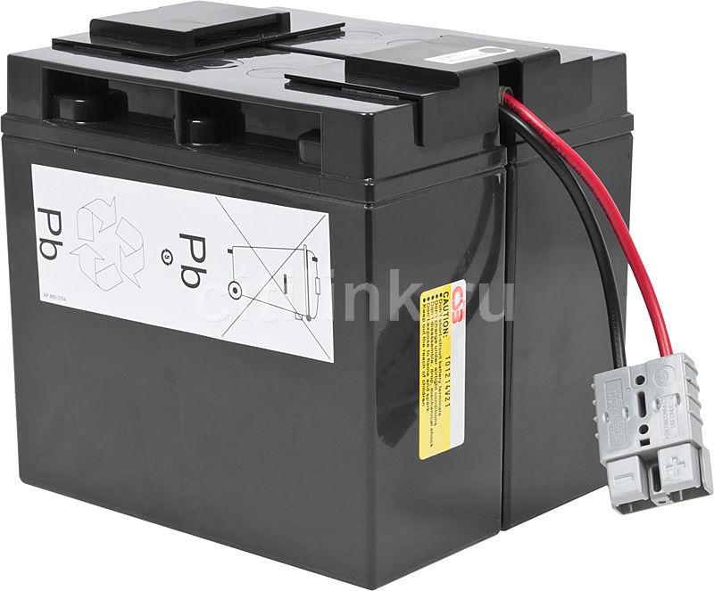 Батарея для ИБП APC RBC7  12В,  17Ач