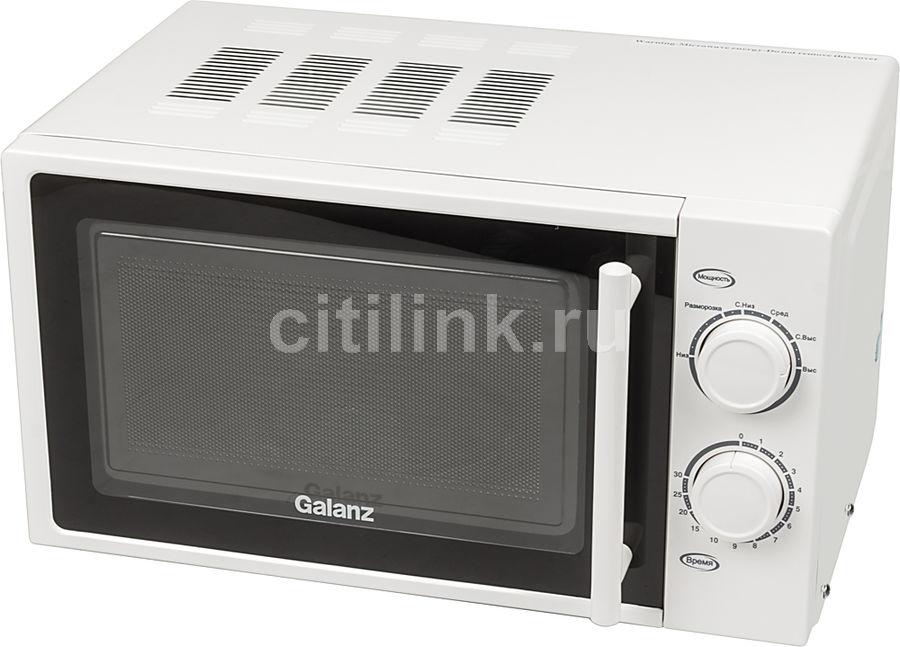 Микроволновая печь GALANZ MOG-2003M, белый