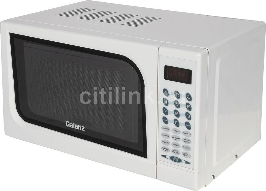 Микроволновая печь GALANZ MOG-2041S, белый