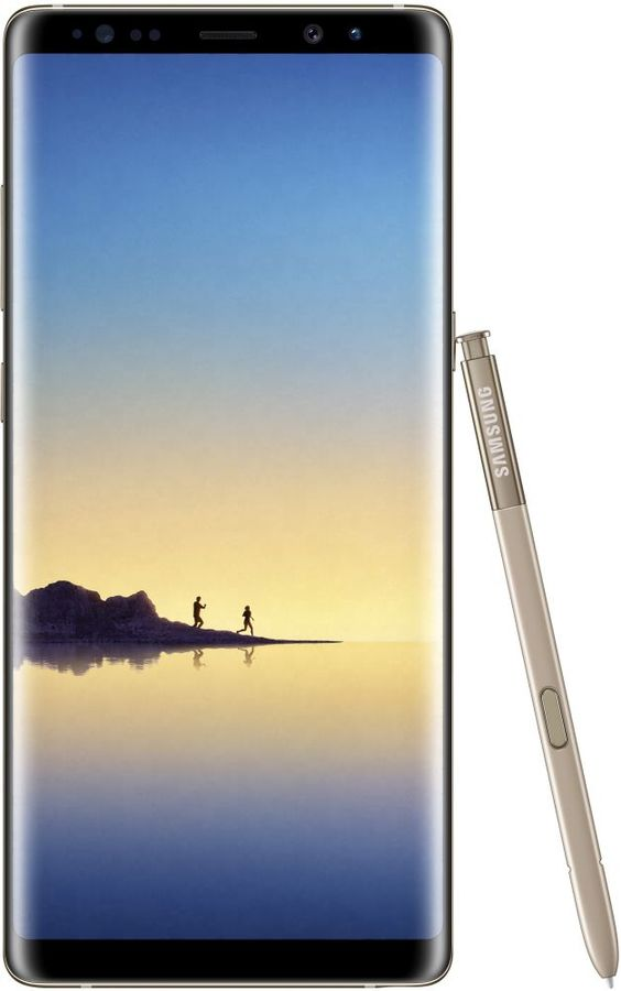 Смартфон SAMSUNG Galaxy Note 8 64Gb,  SM-N950F,  золотистый