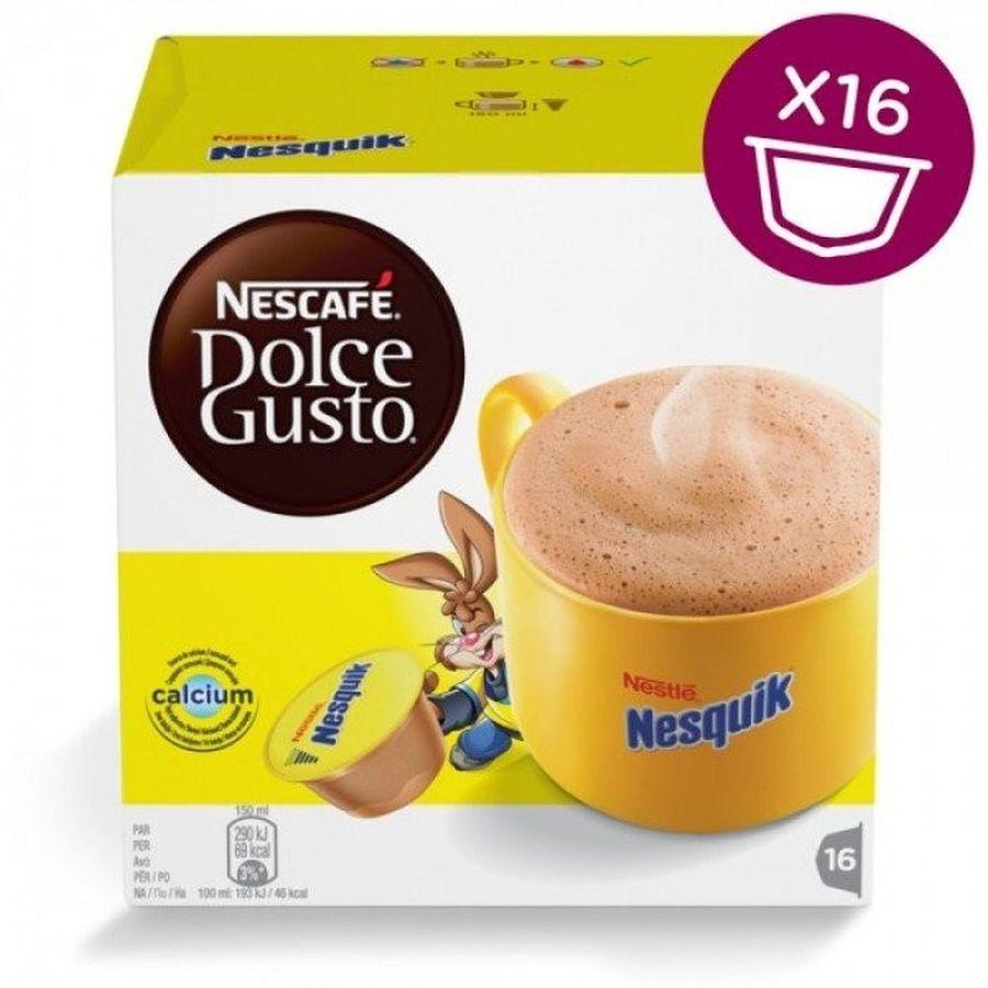 Кофе капсульный DOLCE GUSTO Nesquik,  капсулы, совместимые с кофемашинами DOLCE GUSTO® [12291044]