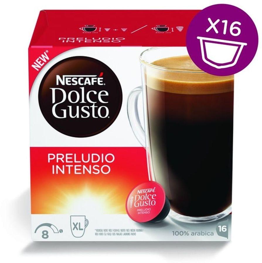 Кофе капсульный DOLCE GUSTO Preludio Intenso,  капсулы, совместимые с кофемашинами DOLCE GUSTO® [12323697]