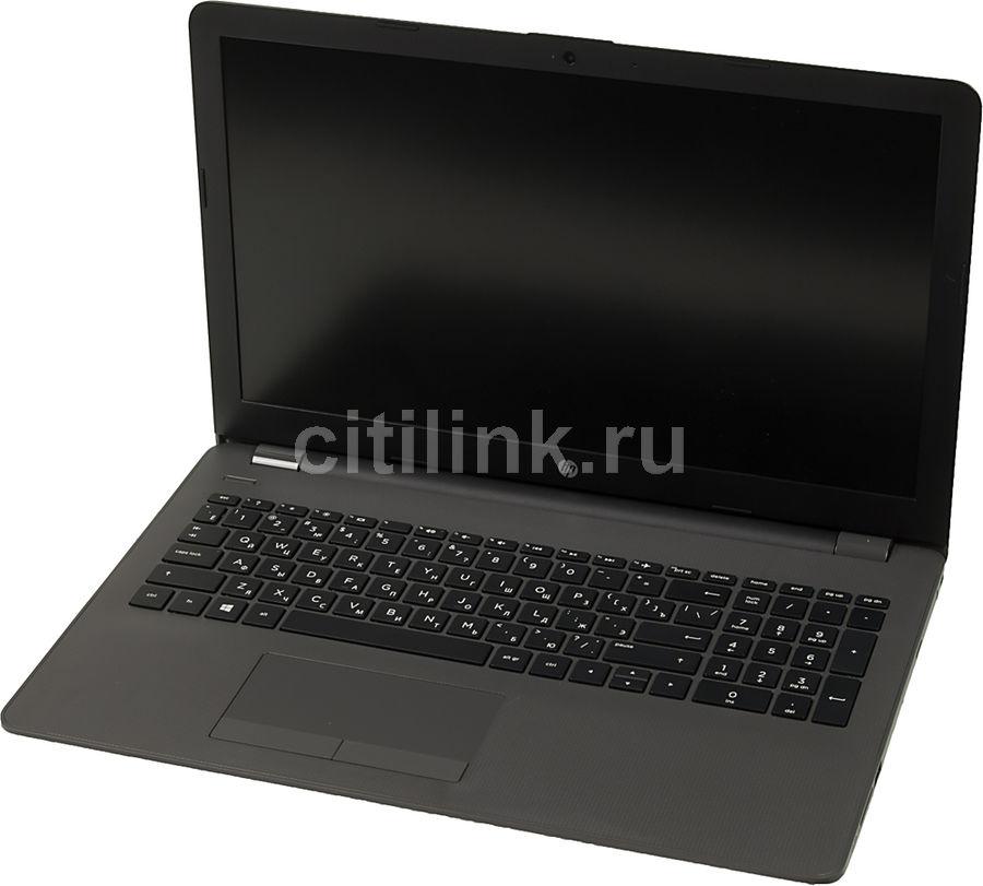 """Ноутбук HP 255 G6, 15.6"""", AMD  A6  9220 2.5ГГц, 4Гб, 500Гб, AMD Radeon  R4, DVD-RW, Windows 10 Professional, 2HG89ES,  черный"""
