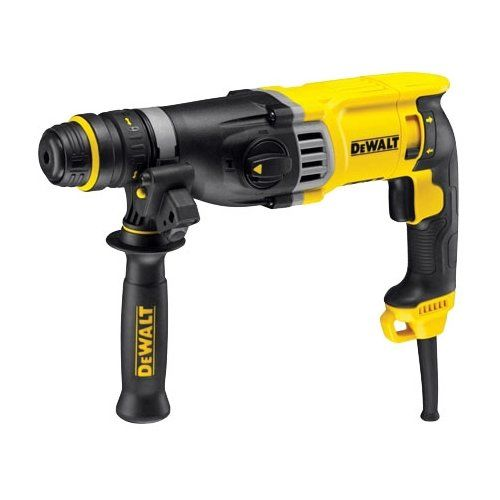 Перфоратор DEWALT D25144K-KS перфоратор dewalt d 25143k sds plus 900вт